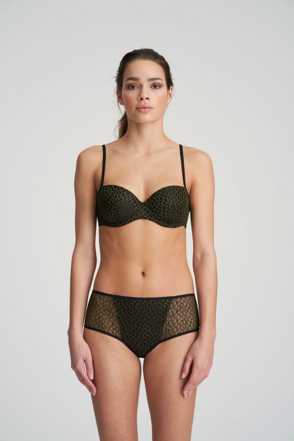 ALEXANDER camouflage balconnet bh met mousse cups
