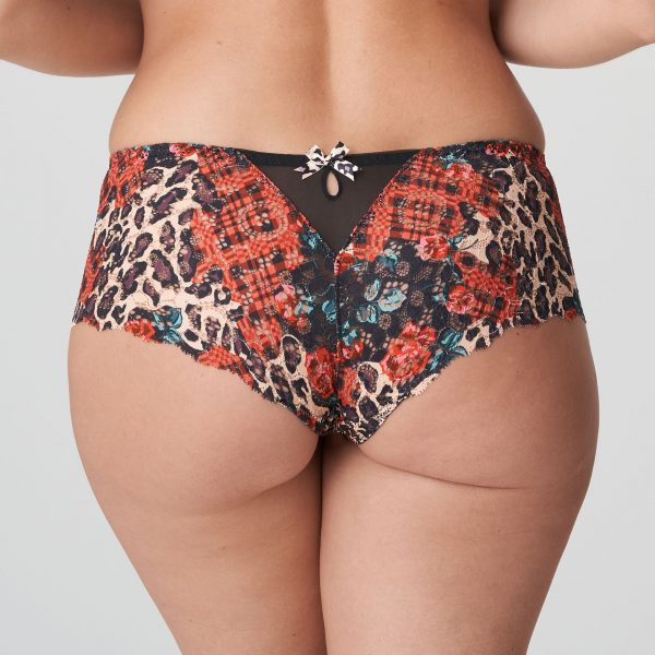 LIVERPOOL STR Punk and roses hotpants
