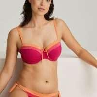 TANGER pink sunset bikini balconnet bh mousse