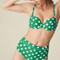 ROSALIE Kelly Green bikini rioslip