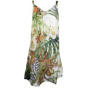 dress feerie tropicale