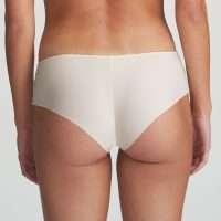 NATHY Pearled Ivory hotpants
