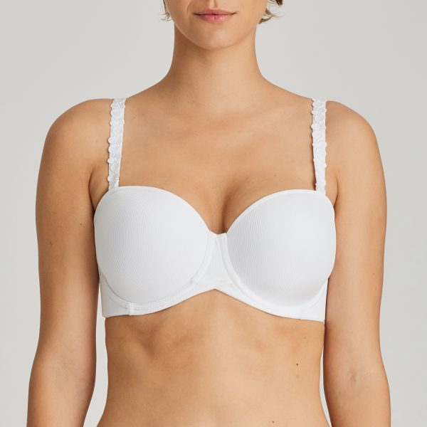 STAR wit mousse bh - strapless