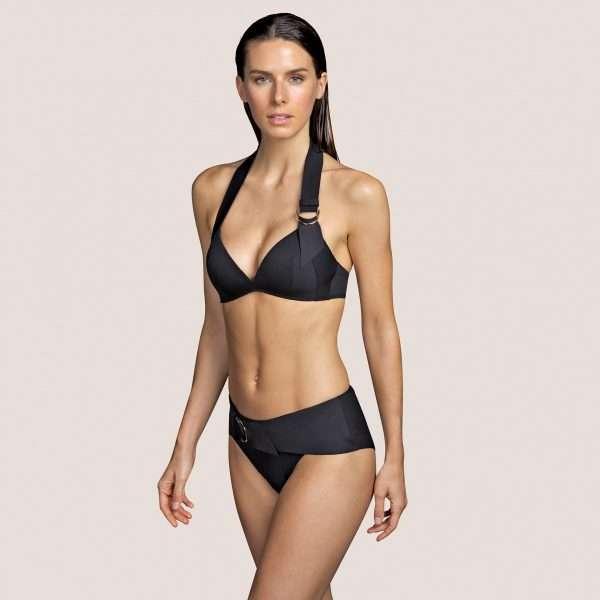 KATHRYN zwart bikini rioslip