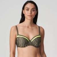 ATUONA Fluo jungle bikini balconnet bh mousse