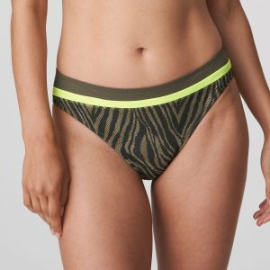 ATUONA Fluo jungle bikini rioslip