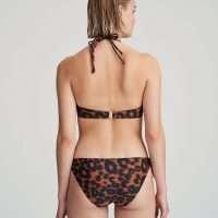 AMANDA zanzibar bikini heupslip met koordjes