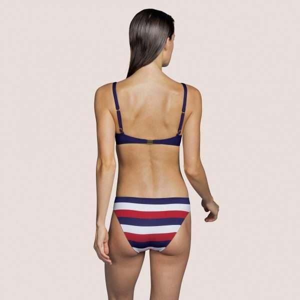MEGAN Water Blue bikini rioslip