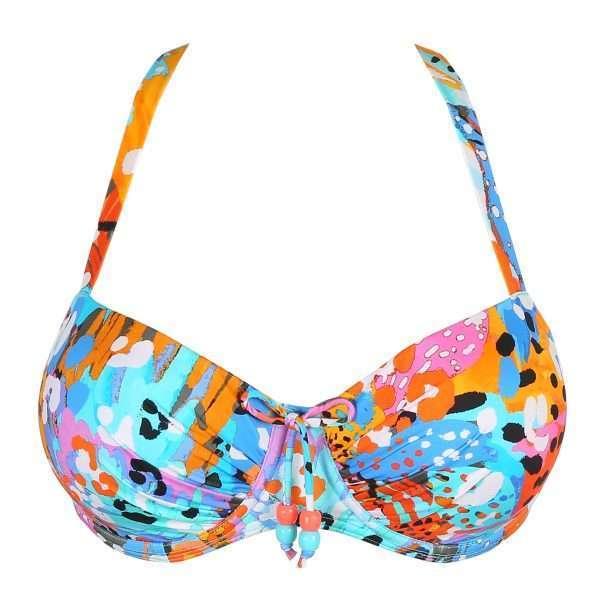 CARIBE funky vibe bikini balconnet bh mousse