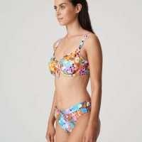 CARIBE funky vibe bikini slip met omslag