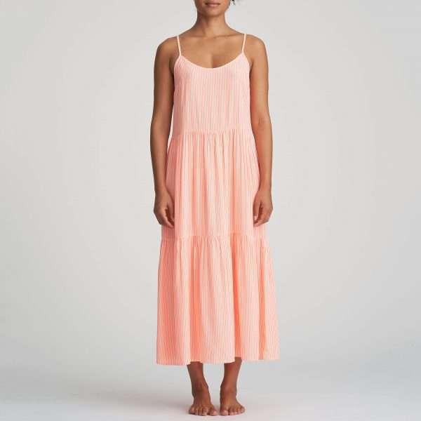 ISAURA Spritz badmode lange jurk