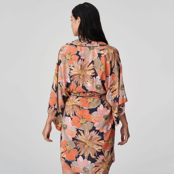 MELANESIA Coral flower badmode speciaal accessoire