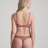 JANE Red Copper balconnet horizontale naad