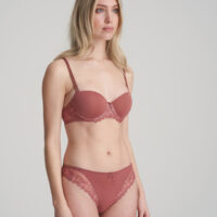 JANE Red Copper balconnet bh met mousse cups