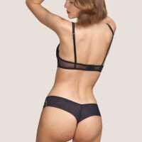TAMARA zwart string short