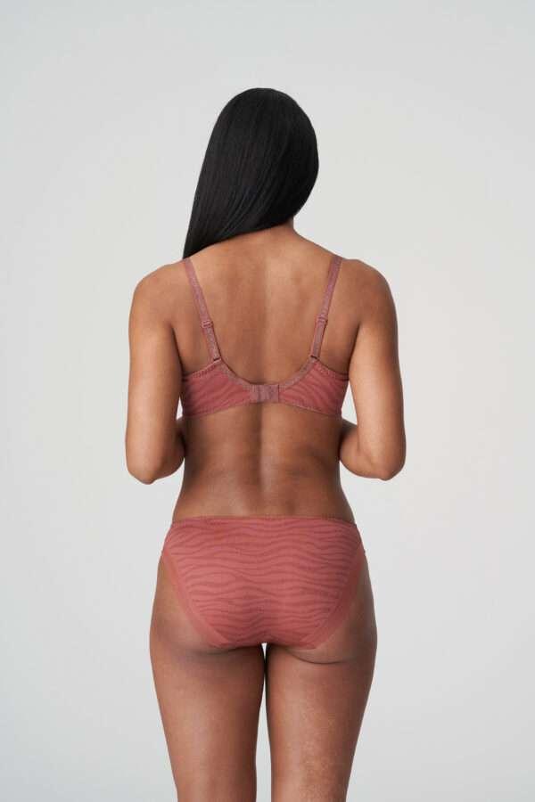 LUZERN Pink Brandy rioslip