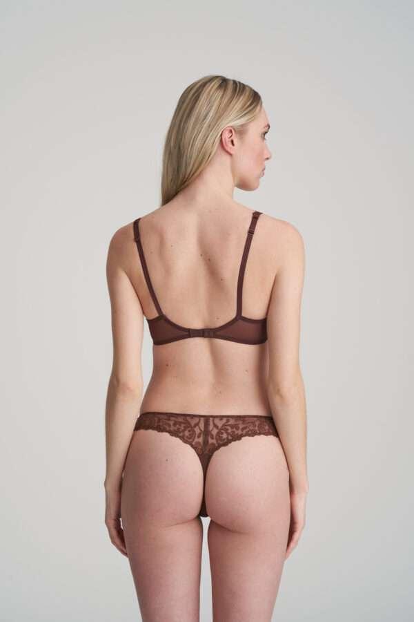 SERENA Chestnut string