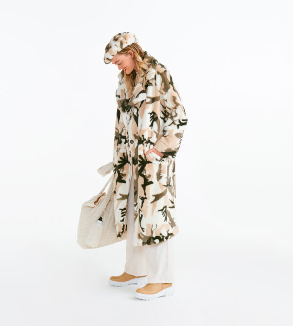 LORDS x LILIES Dames jas, camouflage aop