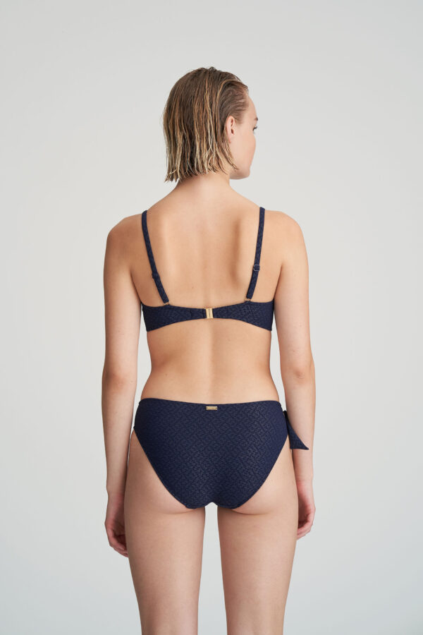 VALENTINA evening blue bikini rioslip