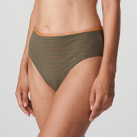 MARQUESAS paradise green bikini tailleslip